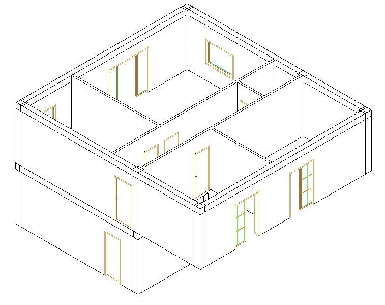 Návrh budovy