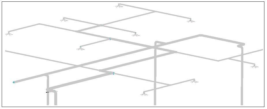 Návrh sítě XXII
